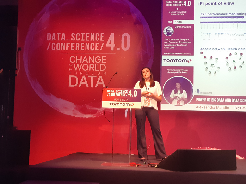 Data Science Conference 4 0 | Ibis Instruments