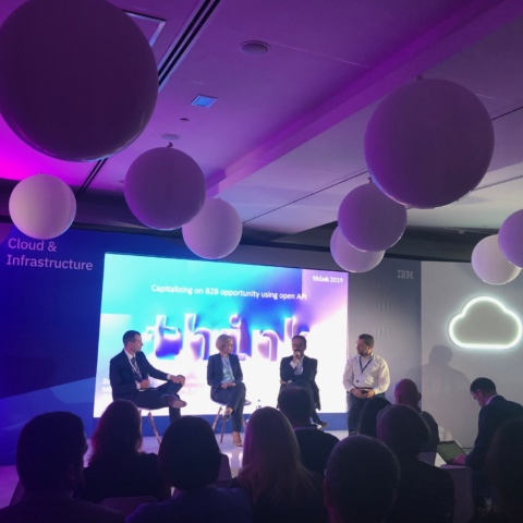 """Ibis Instruments at IBM's fourth """"THINK Summit"""" regional business and IT conference"""